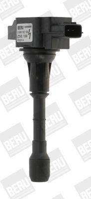 Einzelzündspule ZSE158 BERU 0040102158 in Original Qualität