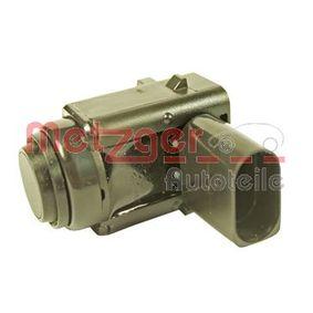 METZGER Sensor, Einparkhilfe 0901035 mit OEM-Nummer 3D0998275A
