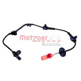 2005 Honda Jazz GD 1.3 (GD1) Sensor, wheel speed 0900721