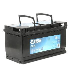 Starterbatterie mit OEM-Nummer 61 21 6 924 023
