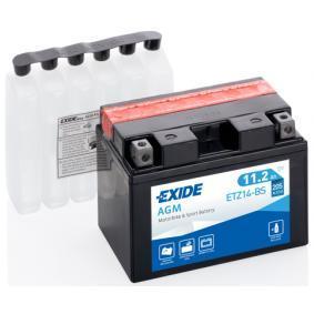 ETZ14-BS EXIDE YTZ14S in Original Qualität