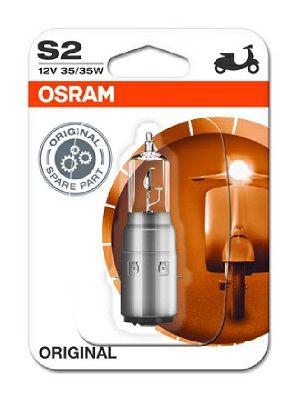 Glühlampe, Fernscheinwerfer OSRAM 64327-01B Erfahrung
