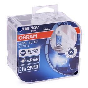 Bulb, spotlight H8, 35W, 12V 64212CBI-HCB