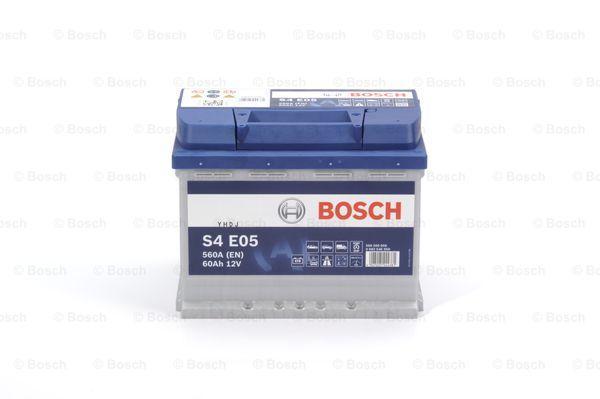 Autobatterie 0 092 S4E 050 BOSCH S4E05 in Original Qualität