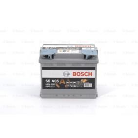 BOSCH 12V60AH680A Bewertung