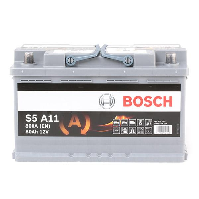 Akku BOSCH 12V800A80AH Erfahrung