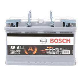 BOSCH 12V80AH800A EAN:4047025244350 Shop