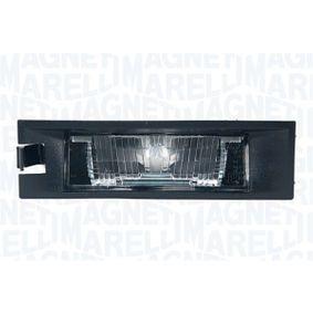 Licence Plate Light 715105084000 PUNTO (188) 1.2 16V 80 MY 2000