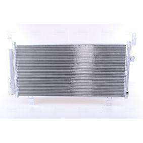Kondensator, Klimaanlage Netzmaße: 660 x 300 x 16 mm mit OEM-Nummer 73210SG000