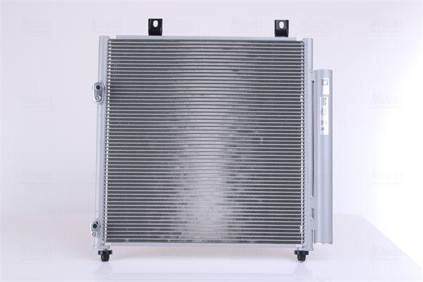 NISSENS  940447 Kondensator, Klimaanlage Netzmaße: 402 x 382 x 16 mm