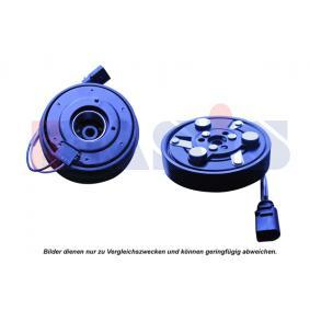 Magnetkupplung, Klimakompressor mit OEM-Nummer 1076012