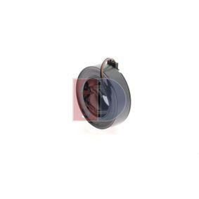 Spule, Magnetkupplung-Kompressor mit OEM-Nummer 1 076 012