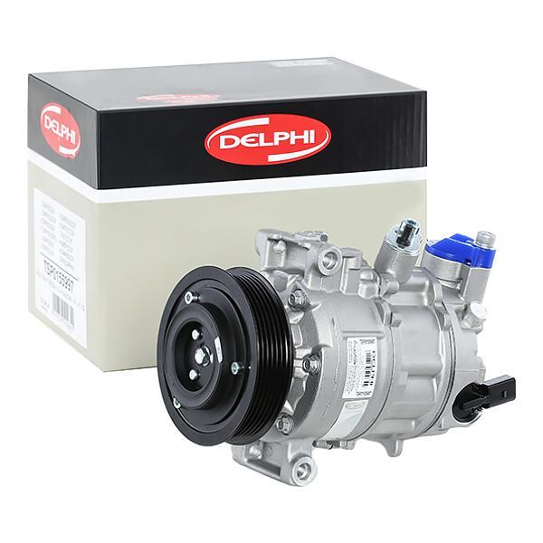 Kältemittelkompressor DELPHI TSP0155997 5012759502655