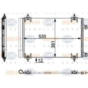 Kondensator, Klimaanlage Art. Nr. 8FC 351 317-574 120,00€