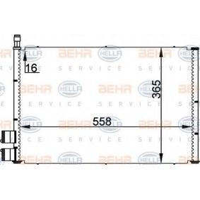 Kondensator, Klimaanlage Art. Nr. 8FC 351 300-354 120,00€