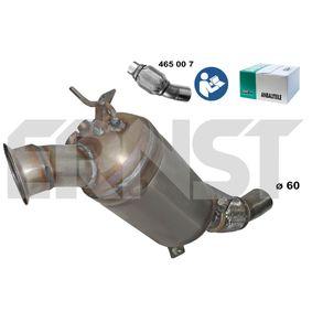 Ruß- / Partikelfilter, Abgasanlage mit OEM-Nummer 1830 7 812 281