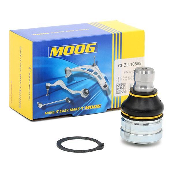 Rótula de Suspensión MOOG CI-BJ-10658 conocimiento experto
