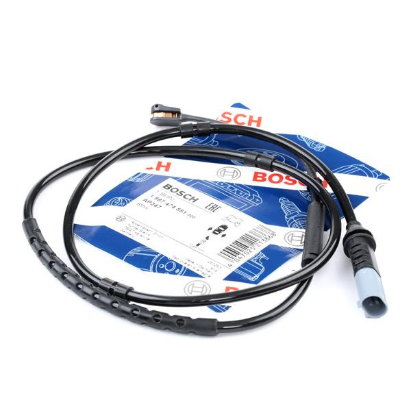 Brake Wear Sensor BOSCH 1987474551 expert knowledge