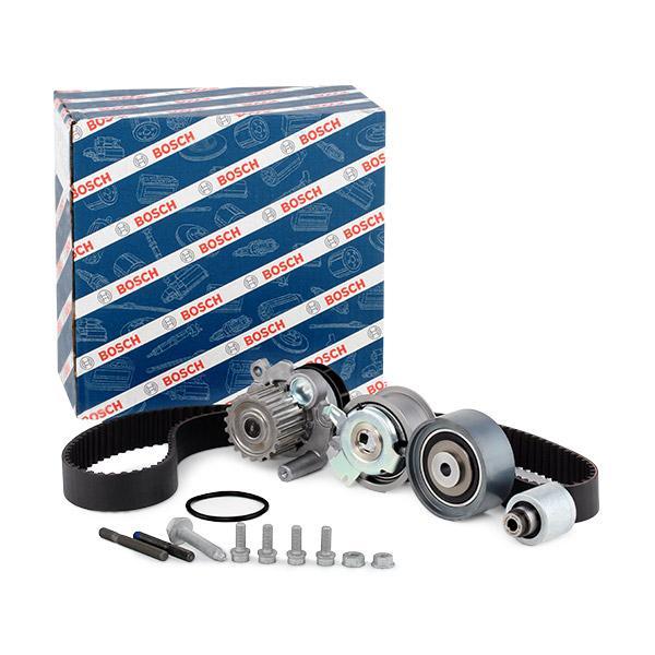 Timing belt kit and water pump 1 987 946 471 BOSCH WASSERPUMPENSET original quality