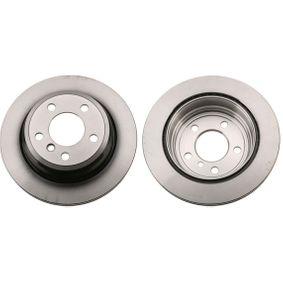 Brake Disc DF6513S 3 Saloon (F30, F80) 316d 2.0 MY 2012