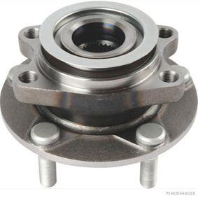 2013 Nissan Juke f15 1.6 DIG-T 4x4 Wheel Bearing Kit J4701047
