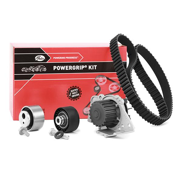 Timing belt and water pump kit GATES T42065 expert knowledge