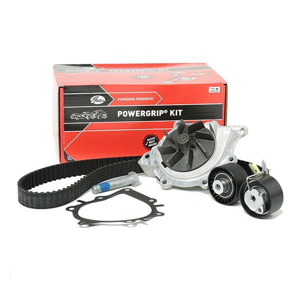 Timing belt kit and water pump KP25633XS GATES Z80691 original quality