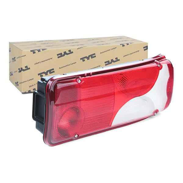 Tail Lights JOHNS 506488-5 expert knowledge
