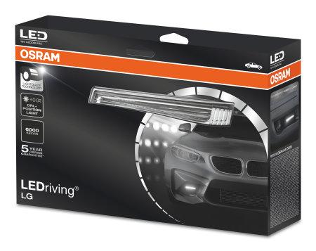 Daytime Running Light Set LEDDRL102 OSRAM LEDDRL102 original quality