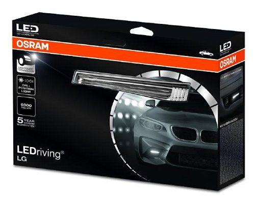 Juego de luces circulación diurna OSRAM LEDDRL102 conocimiento experto