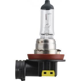 Крушка с нагреваема жичка, фар за мъгла H16, PGJ19-3, 19ват, 12волт 12366C1