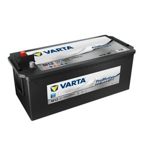 VARTA Nutzfahrzeugbatterien 180Ah, 12V, 1400A, B00, HEAVY DUTY [erhöhte Zyklen- und Rüttelfestigkeit]