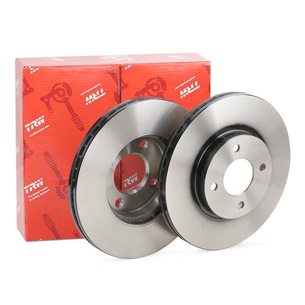 Disc Brakes TRW DF6430 expert knowledge