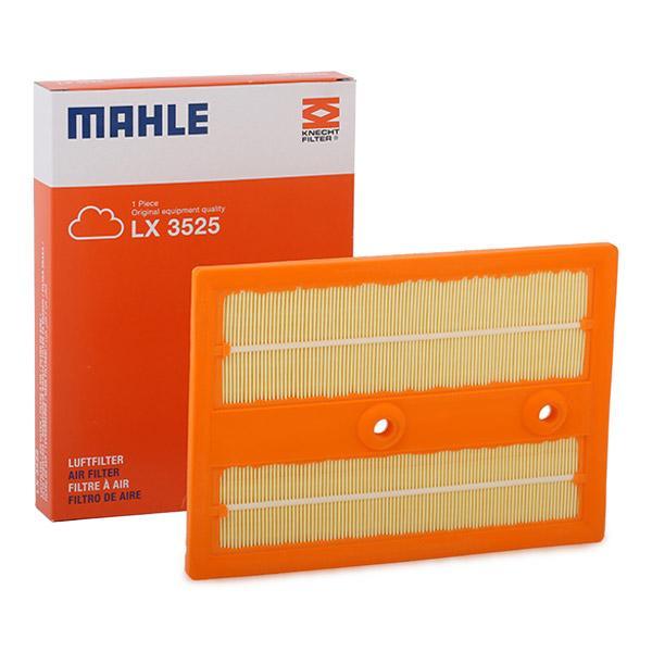 Luftfilter LX 3525 MAHLE ORIGINAL 79933965 in Original Qualität
