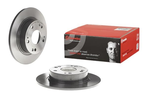 Disc Brakes BREMBO 08.A327.11 expert knowledge
