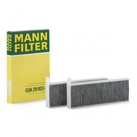 CUK 29 003-2 MANN-FILTER CUK 29 003-2 in Original Qualität