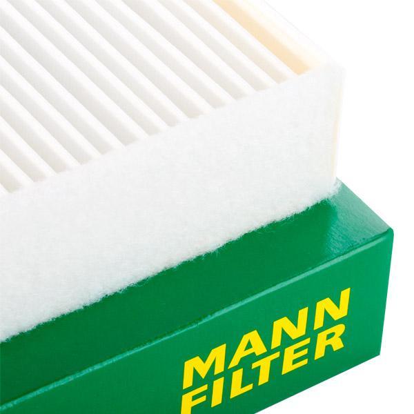 Pollenfilter MANN-FILTER CU 26 009 Bewertung