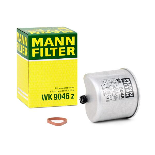 Inline fuel filter MANN-FILTER WK9046z expert knowledge
