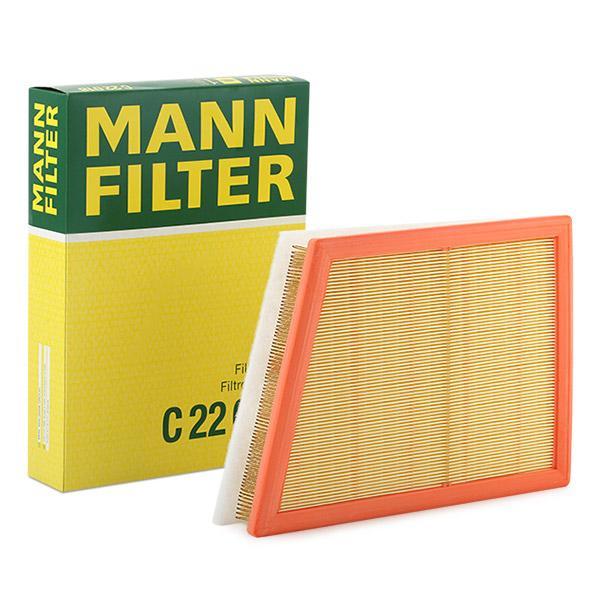 Filter C 22 018 MANN-FILTER C 22 018 in Original Qualität