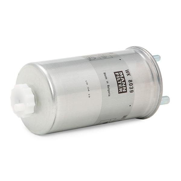 WK 8039 MANN-FILTER from manufacturer up to - 32% off!
