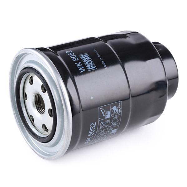 Inline fuel filter MANN-FILTER WK 8052 z 4011558056124
