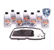 VAICO EXPERT KITS + Filtro hidráulico transmisión automática MERCEDES-BENZ con junta, con junta anular, Con cant. de aceite para cambio de aceite estándar