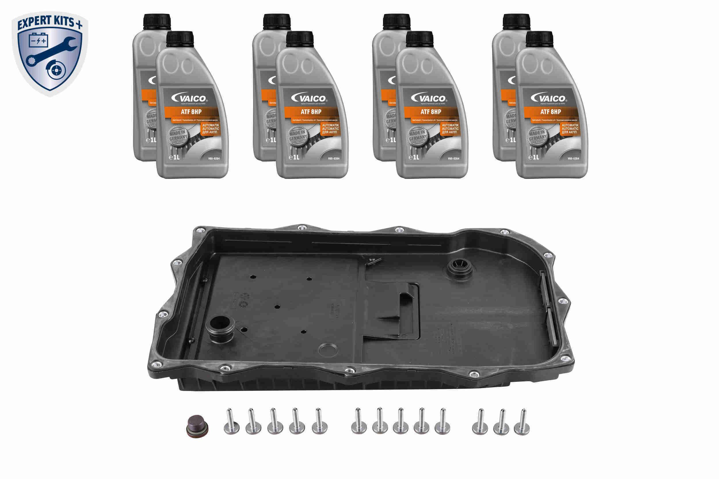 VAICO  V20-2090 Teilesatz, Ölwechsel-Automatikgetriebe 8HP70, 8HP45, 8HP45Z, 8HP75Z, 8HP50Z, 8HP70Z