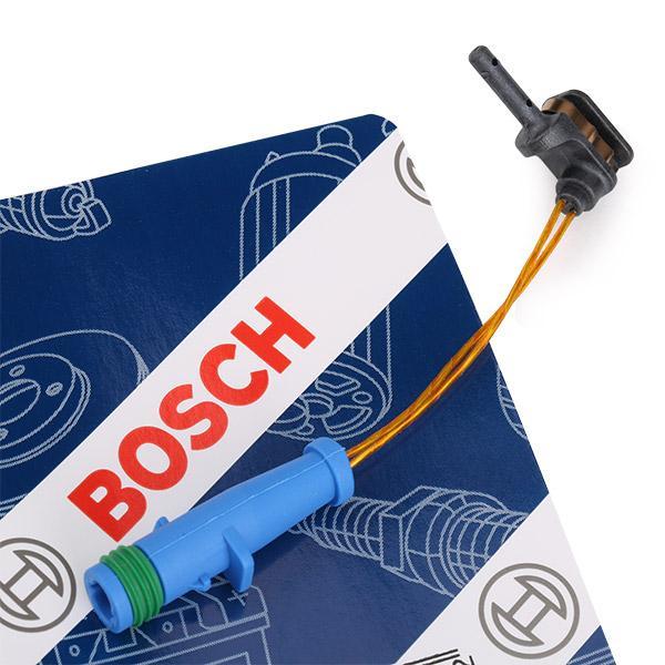 Sensor de Desgaste de Pastillas de Frenos BOSCH 1987474553 conocimiento experto