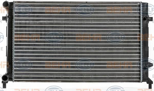 Wasserkühler 8MK 376 700-494 HELLA 8MK 376 700-494 in Original Qualität