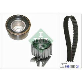 Timing Belt Set with OEM Number 55192323