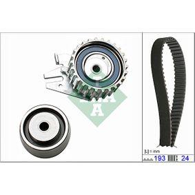 Timing Belt Set with OEM Number 71 747 799