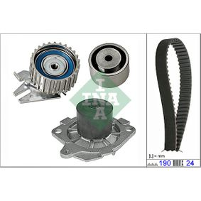 Water pump and timing belt kit Article № 530 0620 30 £ 140,00