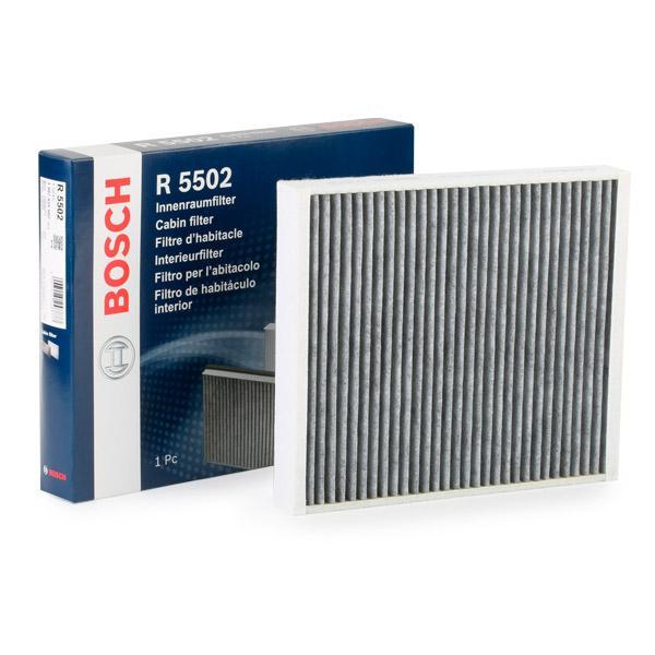 Innenraumfilter 1 987 435 502 BOSCH R5502 in Original Qualität