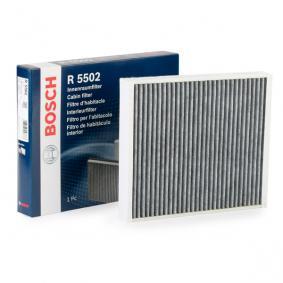 Filter, Innenraumluft Art. Nr. 1 987 435 502 120,00€